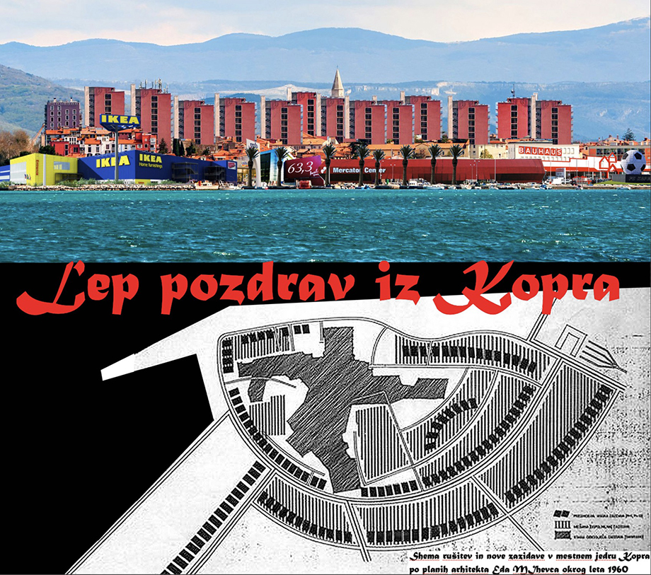 Koper. Obalno mesto številnih obrazov.