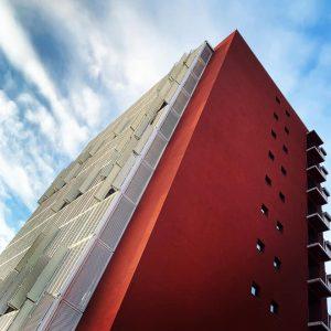 Energetska sanacija stanovanjskih stavb arhitekta Eda Mihevca na slovenski obali