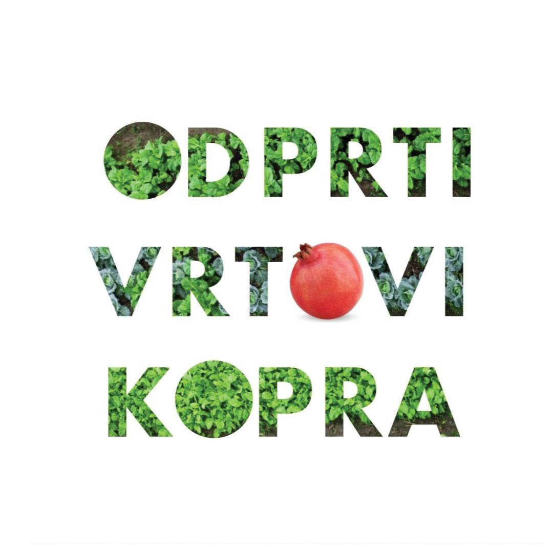 Natečaj za Odprte vrtove Kopra