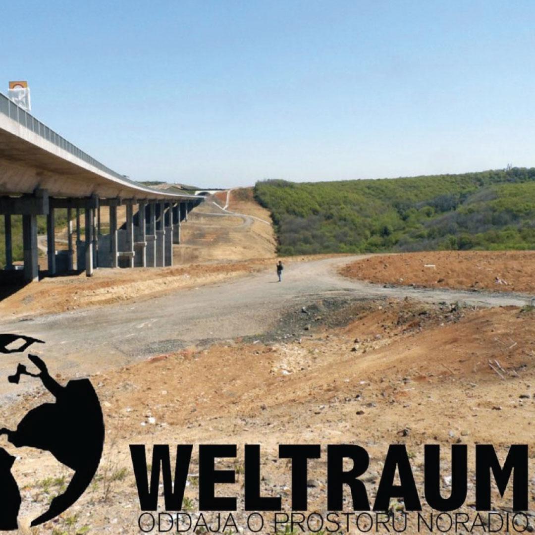 Weltraum – oddaja o prostoru | Istanbulski sprehodi