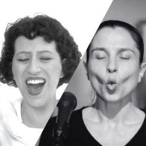 JEFFxperiment x ZVO.ČI.TI: Irena Z. Tomažin + Alessandra Eramo