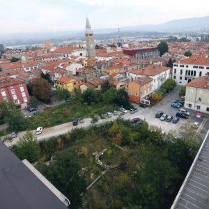 Prenova Muzejskega trga v Kopru