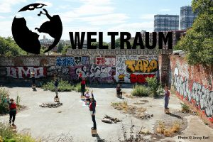 WELTRAUM 008/2020<br>Ana Džokić, Marc Neelen:<br>Beyond The Projects