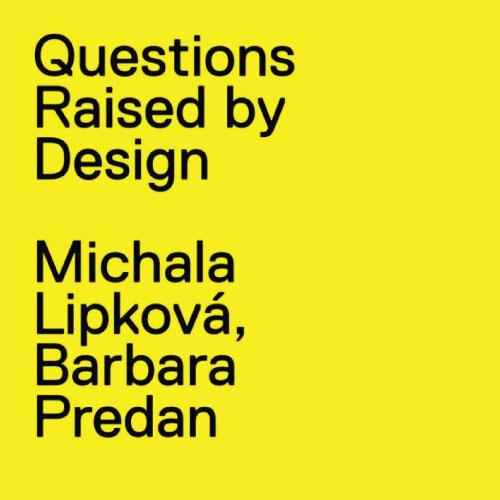 """Nova publikacija """"Katera vprašanja zastavlja oblikovanje?"""""""