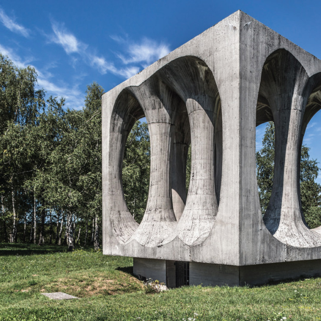 Arhitektura. Skulptura. Spomin. Umetnost spomenikov Jugoslavije 1945–1991